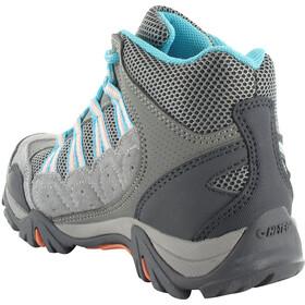 Hi-Tec Forza Mid WP - Calzado Niños - gris